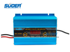 Suoer Auto Digital 30A 12V PWM Battery Charger (DC-1230) pictures & photos