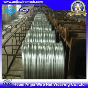 Big Coil Galvanized Steel Wire Iron Wire for Building pictures & photos
