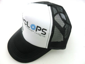 Custom Cotton Polyester Foam Mesh Full Printing Trucker Cap pictures & photos