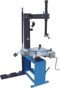 """8""""-26"""" Manual Motorcycle Tire Changer (XTC428B CE Certified)"""