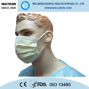 Non Woven Protective Face Mask with Earloop pictures & photos