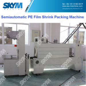 Semiautomatic Heat Shrink Packaging Machine pictures & photos
