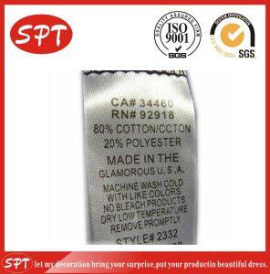 Economical Care Label / Printing Label