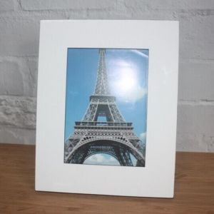 Sublimation Printable 8X10 15mm MDF Photo Frame Made in Shenzhen