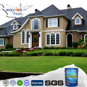 Maydos Dust Proof Water Based Outdoor Wall Paint pictures & photos