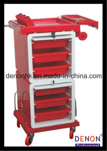 New Style Metal Hair Salon Trolleys Dn. A18/B pictures & photos