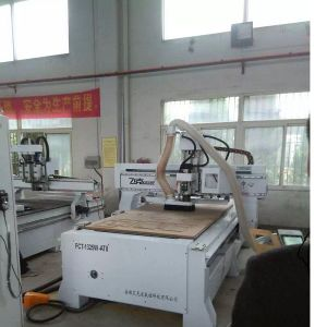 1325 Machining Center Wood CNC Router with 16 Tools pictures & photos