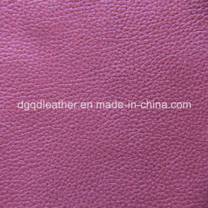 Formulated to Be Stain Resistant Synthetic Leather (QDL-50317) pictures & photos