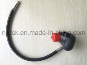 Movable Long-Tube Positive Pressure Fire Fighting Air Breathing Apparatus pictures & photos