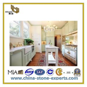 Natural Artificial Stone Marble Slabs for Countertop/Bathroom (YQC) pictures & photos