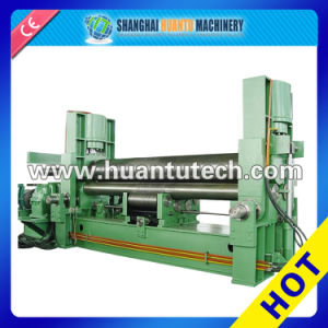 3 Roller Hydraulic Sheet Metal Hydraulic Rolling Machine pictures & photos