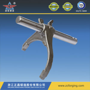 Forging Shift Fork for Machinery Parts pictures & photos