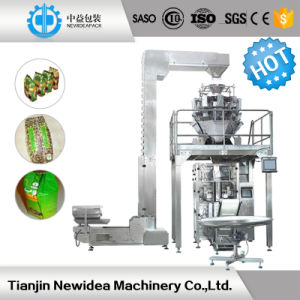 Large Vertical Granule Packing Line for Potato Chips pictures & photos