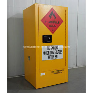 Westco 80L Safety Storage Cabinet for Flammables and Combustibles