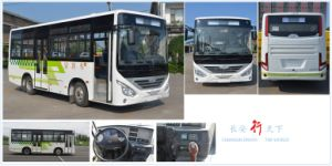 10-26 Seats 7.3m City Bus Sc6733 Changan Brand Front Engine pictures & photos