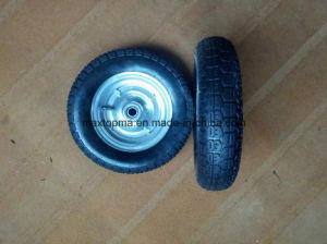 350-7 pneumatic Rubber Wheelbarrow Wheel pictures & photos