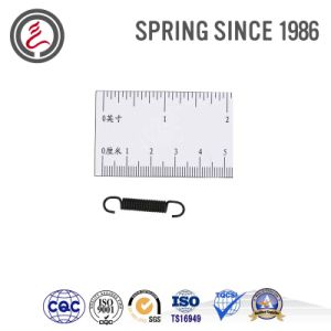 Black Oxide Coating Extensional Springs/Hardware Spring pictures & photos