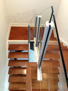 Solid Wood Step for Staircase Inside pictures & photos