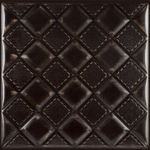 3D PU Leather Wall Panel 1010-6 for Modern Interior Decoration pictures & photos