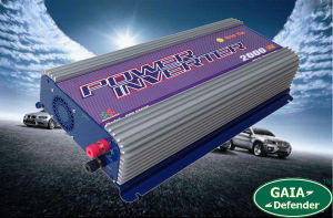 [Free Sample] Solar Power on Grid Tie Inverter
