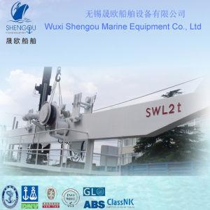Provision Crane Telecopic Boom Crane (SMC2S)