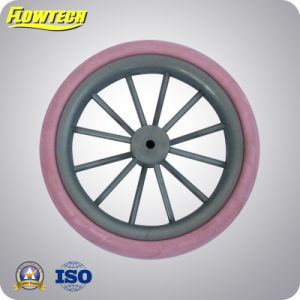 Steel Wire Foam Wheel for Children′s Bed