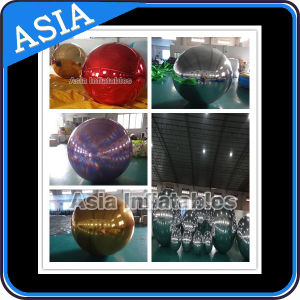 2017 Advertising Inflatable Mirror Balloon, Mirrored Ball pictures & photos