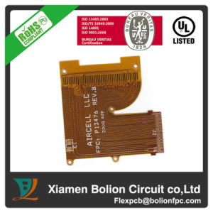 Double-Sided Flexible PCB with EMI, Steel, 5mil Pi pictures & photos
