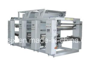 Double Colors 800mm Gravure Printing Paper/Plastic Machine pictures & photos