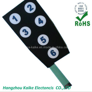 High Volume Membrane Switch Keypad pictures & photos