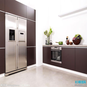 Demet Acrylic MDF Kitchen Cabinet (K-128) pictures & photos