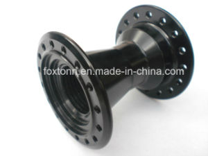 OEM CNC Machining Parts with Black Painting pictures & photos
