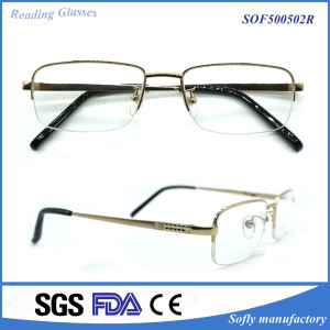 Fashion New Design Cheap Metal Reading Glasses pictures & photos