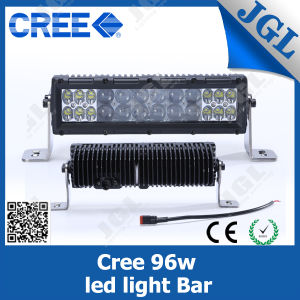 Motorcycles New off-Road 96W LED Headlight Bar for Jeep pictures & photos