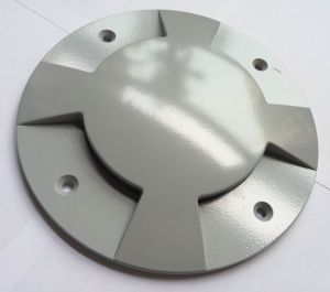 Aluminum LED Lighting Housing with CNC Drilling&Turning pictures & photos