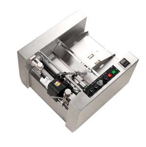 Portable Easy Operation Card Paper Printing Machine pictures & photos
