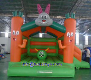 Inflatable Bounce Tiny Houses for Kids Game Family (A080)