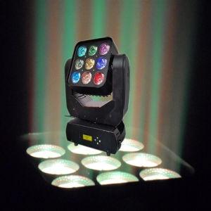 Hot Disco Light 9PCS Matrix Light LED Moving Head pictures & photos