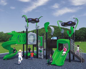 Kaiqi Medium Sized Colourful Children′s Playground (KQ30020A) pictures & photos