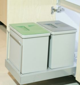 Pull out Drawer Cabinet for Kitchen Cabinets pictures & photos