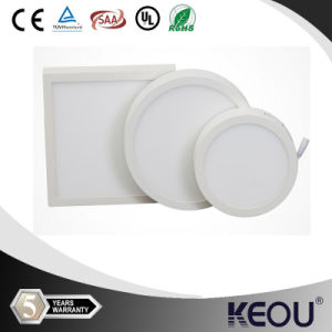Low Price LED Panel Light Round 2 Years Warranty pictures & photos