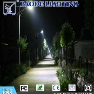 10m Octagonal Pole with 90W Solar LED Street Light pictures & photos
