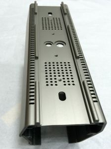 CNC Machining Extrusion Aluminum Alloy with ISO9001 and Ts16949 Certified pictures & photos