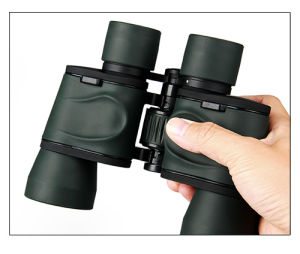 8X40 Outdoor Rangefinder Binoculars for Hunting Cl3-0069 pictures & photos