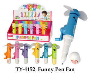 Funny Fan Pen pictures & photos