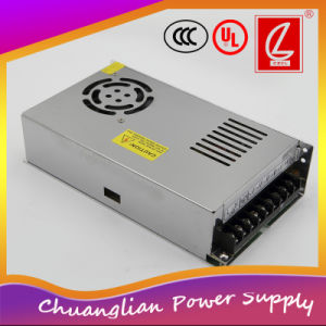 350W 24V Standard Single Output Switching Power Supply with Ce