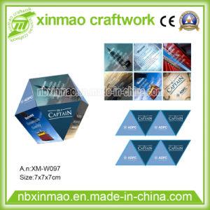 7cm Diamond Shape Magic Cube Without Magnetic pictures & photos