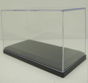 Clear Acrylic Figure Display Box pictures & photos