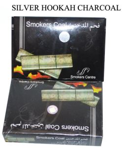 Silver Smoker Coal, Bamboo Shisha Charcoal pictures & photos