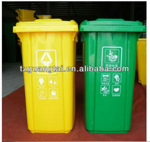 240L Ultrastrong Wheelie Waste Container pictures & photos
